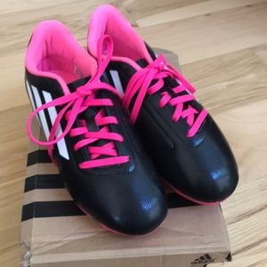 Adidas girls cleats - 5